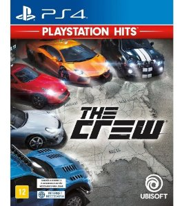 Jogo PS4 Usado The Crew