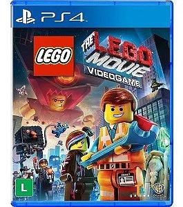 Jogo Lego Movie Videogame PS4 Usado
