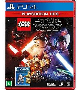 Jogo LEGO Star Wars O despertar da força PS4 Usado