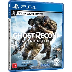 Jogo Ghost Recon Breakpoint PS4 Usado