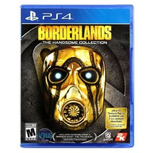 Jogo Borderlands: The Handsome Collection PS4 Usado