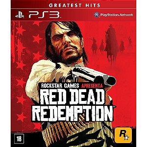 Jogo PS3 Usado Red Dead Redemption