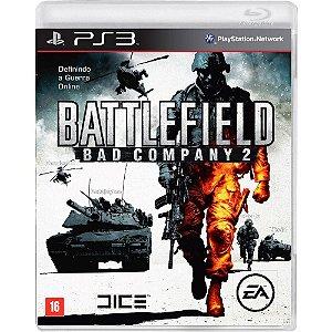 Jogo PS3 Usado Battlefield: Bad Company 2