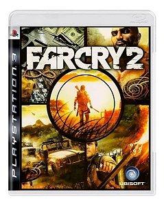 Jogo Far Cry 2 PS3 Usado