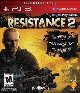 Jogo PS3 Usado Resistance 2