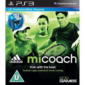 Jogo Mi Coach PS3 Usado