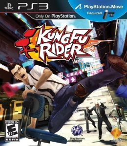 Jogo Kung Fu Rider PS3 Usado