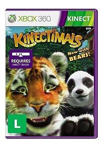 Jogo Kinectimals X360 Usado