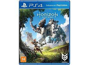 Jogo PS4 Usado Horizon Zero Dawn