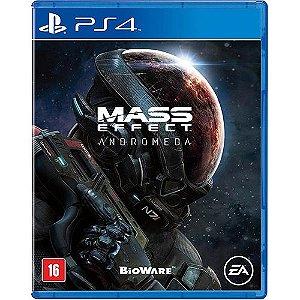 Jogo PS4 Usado Mass Effect: Andromeda