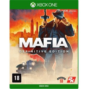 Jogo XBOX ONE Novo Mafia Definitive Edition