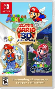 Jogo Super Mario 3D All-Stars - Nintendo Switch
