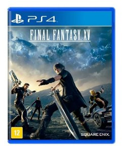 Jogo Final Fantasy XV PS4 Usado