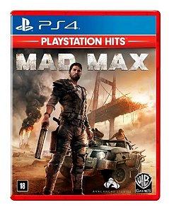 Jogo Mad Max PS4 Usado