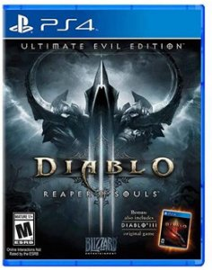 Jogo PS4 Usado Diablo 3 Ultimate Evil Edition