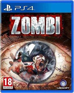 Jogo Zombi PS4 Usado