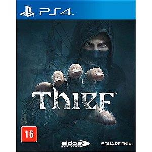 Jogo Thief PS4 Usado