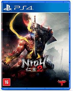 Jogo PS4 Usado Nioh 2