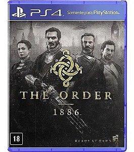 Jogo PS4 Usado The Order 1886