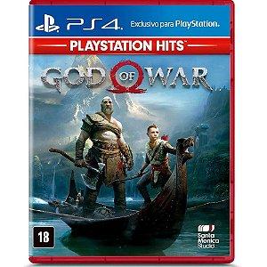 Jogo PS4 Usado God of War