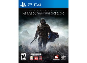 Jogo PS4 Usado Sombras de Mordor