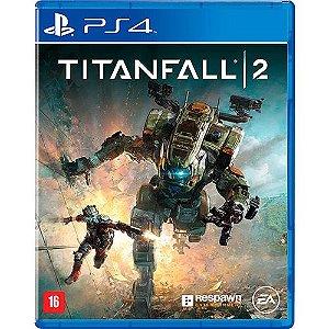 Jogo PS4 Usado Titanfall 2