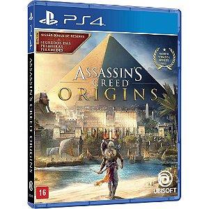 Jogo PS4 Usado Assassin's Creed Origins