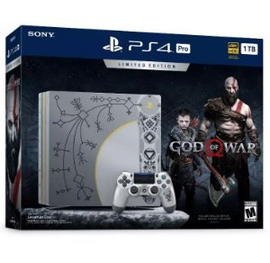 Console PS4 PRO 1TB God of War Usado