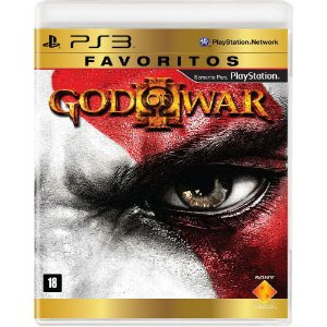 Jogo PS3 Usado God of War 3