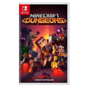 Jogo Minecraft Dungeons: Hero Edition Nintendo Switch Usado