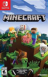 Jogo Minecraft Nintendo Switch Usado
