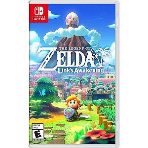 Jogo Nintendo Switch Usado Zelda: Link's Awakening