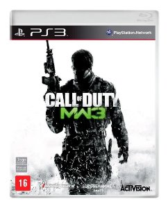 Jogo PS3 Usado Call of Duty: Modern Warfare 3
