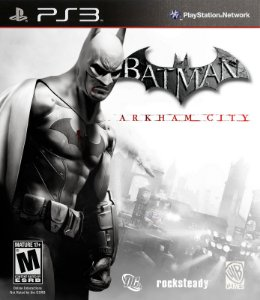 Jogo Batman Arkham City PS3 Usado