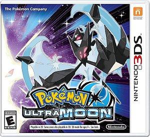 Jogo Pokémon Ultra Moon Nintendo 3DS Usado