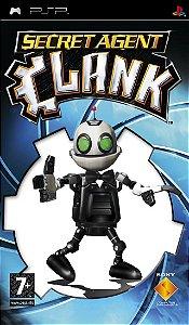 Jogo PSP Usado Secret Agent Clank