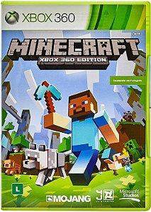 Jogo XBOX 360 Usado Minecraft