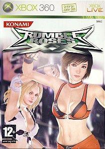 Jogo XBOX 360 Usado Rumble Roses