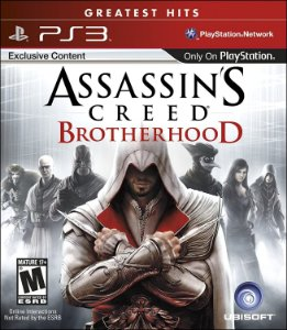 Jogo Assassin's Creed  Brotherhood PS3 Usado