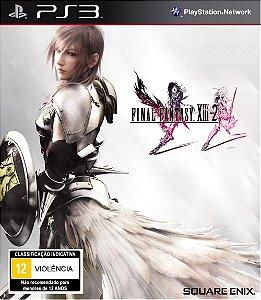 Jogo PS3 Usado Final Fantasy XIII-2