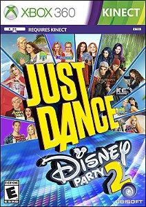 Jogo XBOX 360 Usado Just Dance Disney Party 2