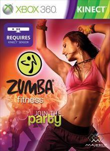 Jogo XBOX 360 Usado Zumba Fitness
