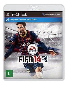 Jogo FIFA 14 PS3 Usado