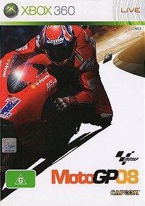 Jogo XBOX 360 Usado MotoGP 08