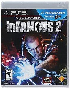 Jogo Infamous 2 PS3 Usado