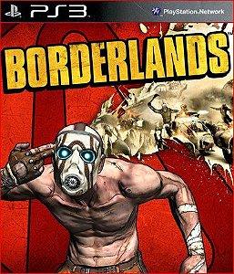Jogo Borderlands PS3 Usado