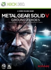 Jogo XBOX 360 Usado Metal Gear Solid V Ground Zeroes