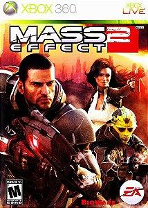 Jogo XBOX 360 Usado Mass Effect 2