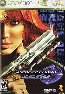 Jogo XBOX 360 Usado Perfect Dark Zero