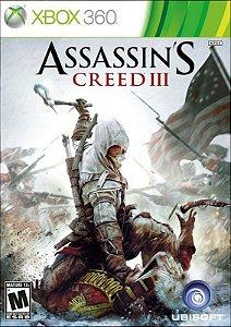 Jogo XBOX 360 Usado Assassin's Creed III